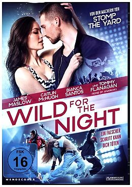 Wild for the Night DVD