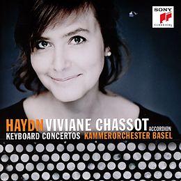 Viviane Chassot, Kammerorchester Basel CD Haydn: Klavierkonzerte (fassung Für Akkordeon)