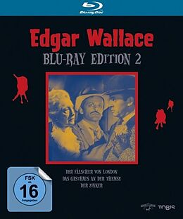 Edgar Wallace Edition 2 - BR Blu-ray