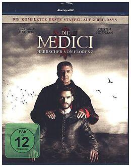 Die Medici - Herrscher von Florenz - Staffel 01 Blu-ray