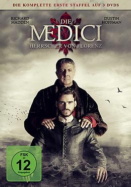 Die Medici: Herrscher von Florenz - Staffel 1 DVD