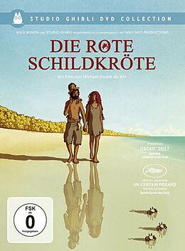 Die rote Schildkröte DVD