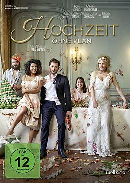 Hochzeit ohne Plan DVD