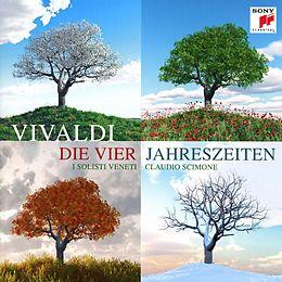 I Solisti Veneti CD Vivaldi: Die Vier Jahreszeiten