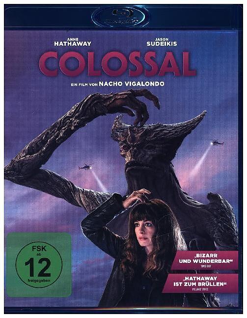 Colossal - BR [Version allemande]