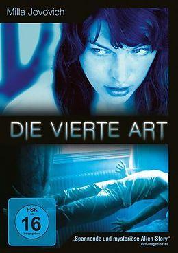 Die vierte Art DVD