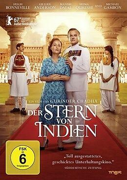 Der Stern von Indien DVD