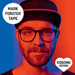 Mark Forster CD Tape (kogong Version)