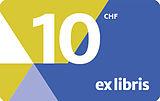 Cover: Carte-cadeau pour 10 francs