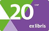 Cover: Carte-cadeau pour 20 francs
