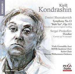 Symphony No. 13/babi Yar Op.11
