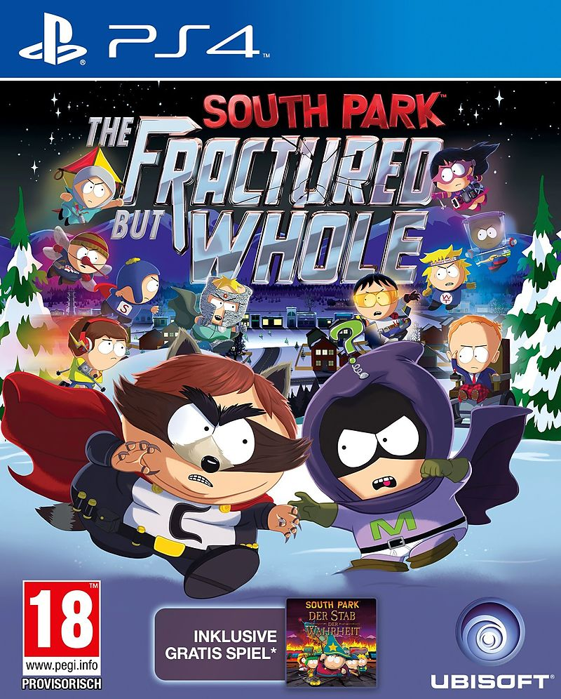 South Park - The Fractured But Whole [PS4] (D/F/I) für PS4 kaufen ...