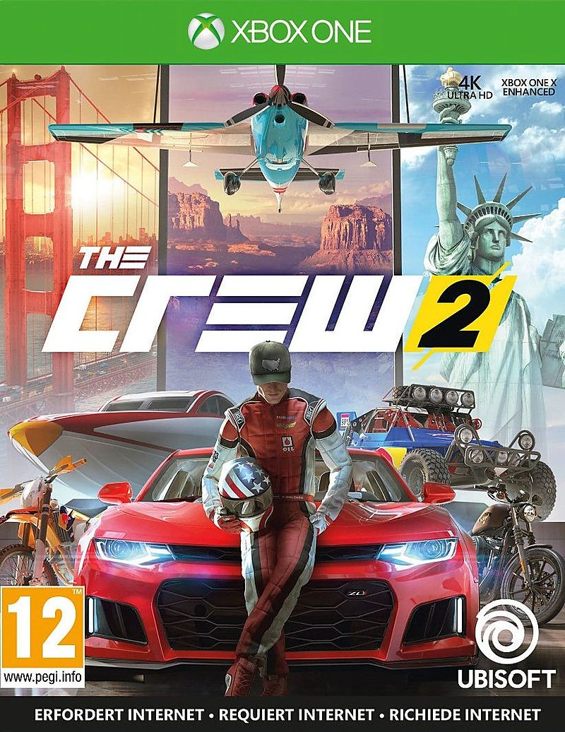 the crew 2 xone d f i f r die xbox one kaufen. Black Bedroom Furniture Sets. Home Design Ideas
