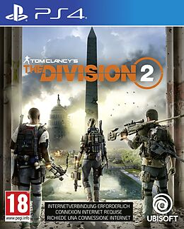 Tom Clancy's The Division 2 [PS4] (D/F/I) als PlayStation 4-Spiel