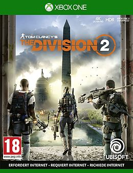Tom Clancy's The Division 2 [XONE] (D/F/I) als Xbox One-Spiel