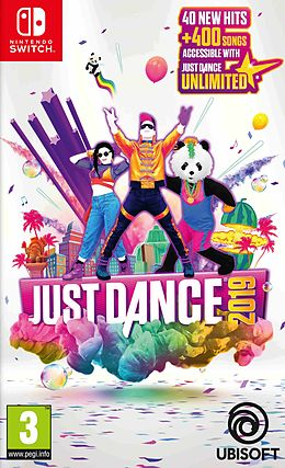 Just Dance 2019 [NSW] (D/F/I) comme un jeu Nintendo Switch