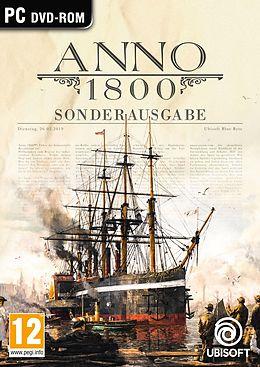 Anno 1800 Sonderausgabe [DVD] [PC] (D) als Windows PC-Spiel