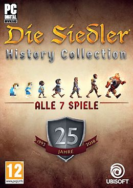 Die Siedler: History Collection [PC] [DVD] (D) als Windows PC-Spiel