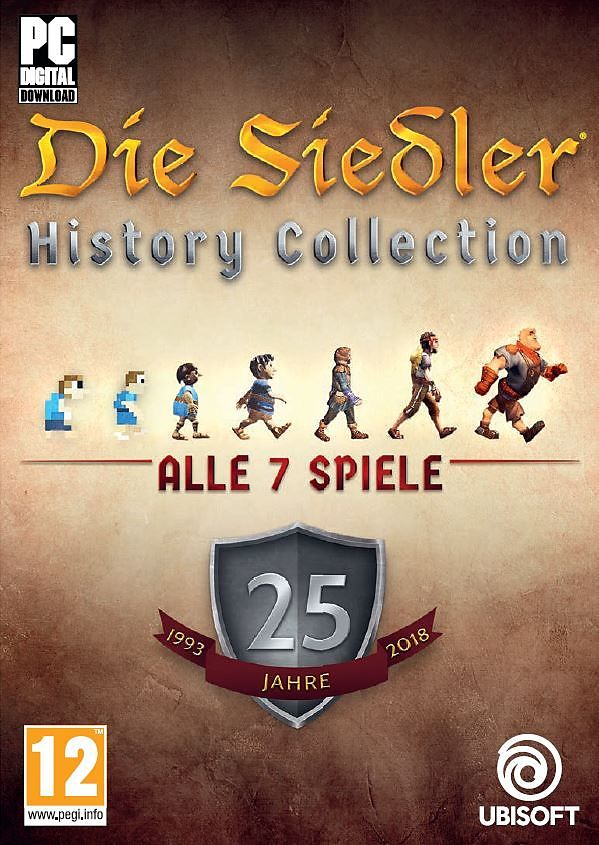Die Siedler: History Collection [PC] [DVD] (D)