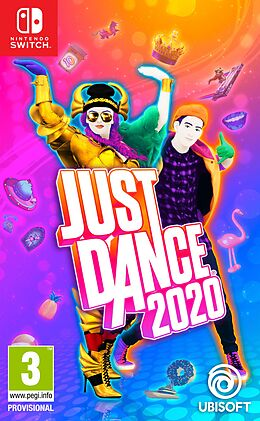 Just Dance 2020 [NSW] (D/F/I) als Nintendo Switch-Spiel