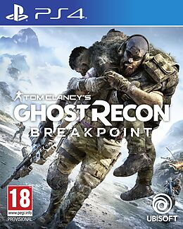 Tom Clancy's Ghost Recon: Breakpoint [PS4] (D/F/I) als PlayStation 4-Spiel