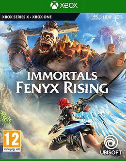 Immortals - Fenyx Rising [XONE/XSX] (D/F/I) als Xbox One, Xbox Series X, Smart-Spiel