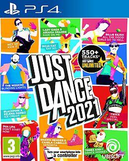 Just Dance 2021 [PS4] (D/F/I) comme un jeu PlayStation 4