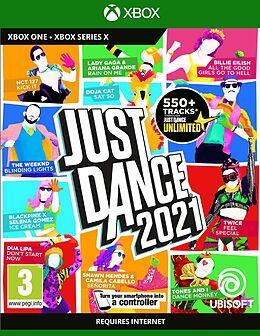 Just Dance 2021 [XONE/XSX] (D/F/I) als Xbox One, Xbox Series X, Smart-Spiel