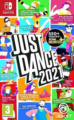 Just Dance 2021 [NSW] (D/F/I) als Nintendo Switch-Spiel