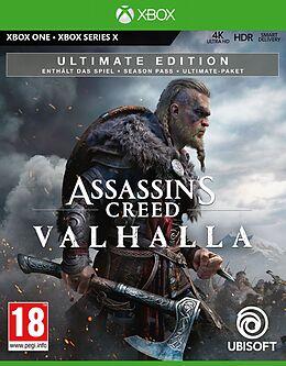 Assassin`s Creed - Valhalla Ultimate Edition [XONE/XSX] (D/F/I) comme un jeu Xbox One, Xbox Series X, Smart