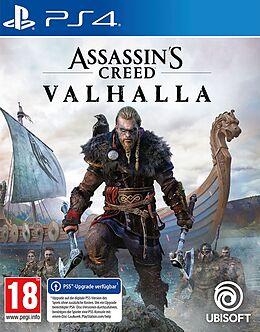 Assassin's Creed - Valhalla [PS4] (D/F/I) als PlayStation 4-Spiel