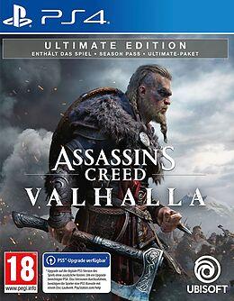 Assassin's Creed - Valhalla Ultimate Edition [PS4] (D/F/I) als PlayStation 4-Spiel