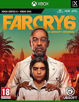 Far Cry 6 [XONE/XSX] (D/F/I) als Xbox One, Smart Delivery to XS-Spiel