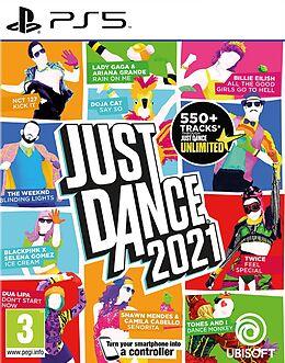 Just Dance 2021 [PS5] (D/F/I) comme un jeu PlayStation 5