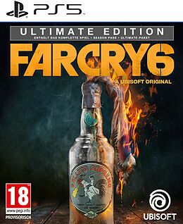 Far Cry 6 - Ultimate Edition [PS5] (D/F/I) als PlayStation 5-Spiel