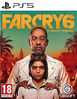 Far Cry 6 [PS5] (D/F/I) als PlayStation 5-Spiel