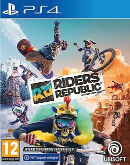 Riders Republic [PS4/Upgrade to PS5] (D/F/I) comme un jeu PlayStation 4, PlayStation 5,
