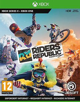 Riders Republic [XONE/XSX] (D/F/I) als Xbox One, Xbox Series X, Smart-Spiel