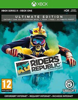 Riders Republic - Ultimate Edition [XONE/XSX] (D/F/I) comme un jeu Xbox One, Xbox Series X, Smart