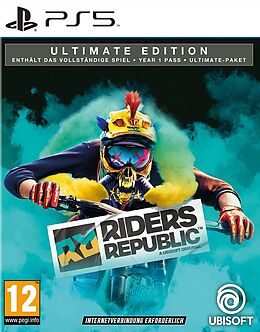 Riders Republic - Ultimate Edition [PS5] (D/F/I) comme un jeu PlayStation 5