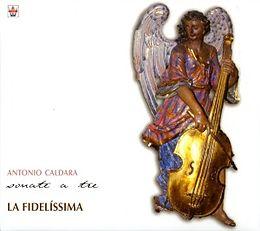 Ensemble La Fidelissima CD Sonate A Tre