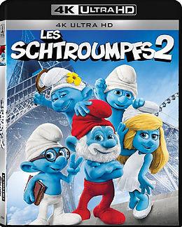 Les Schtroumpfs 2 - 4K Blu-ray UHD 4K
