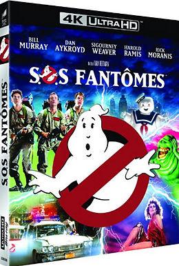 SOS Fantomes 1 - 4K Blu-ray UHD 4K