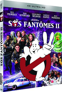 SOS Fantomes 2 - 4K Blu-ray UHD 4K