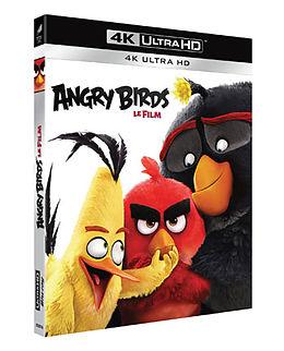 Angry Birds - le film - 4K Blu-ray UHD 4K