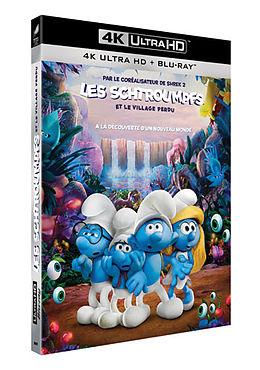 Les Schtroumpfs - Le Village Perdu - 4K Blu-ray UHD 4K