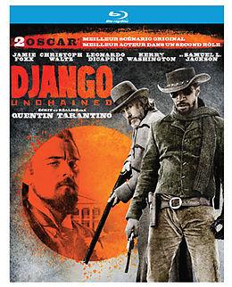 Django Unchained - BR Blu-ray