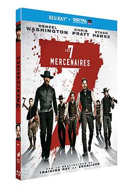 Les Sept Mercenaires - BR Blu-ray