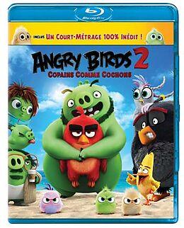 Angry Birds 2 - BR Blu-ray