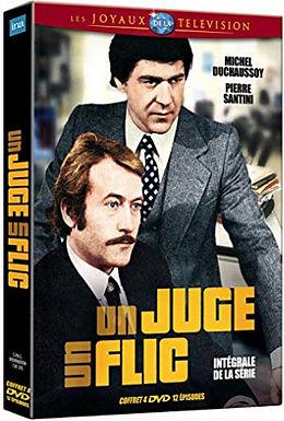 Un juge, un flic - intégrale [Versione francese]